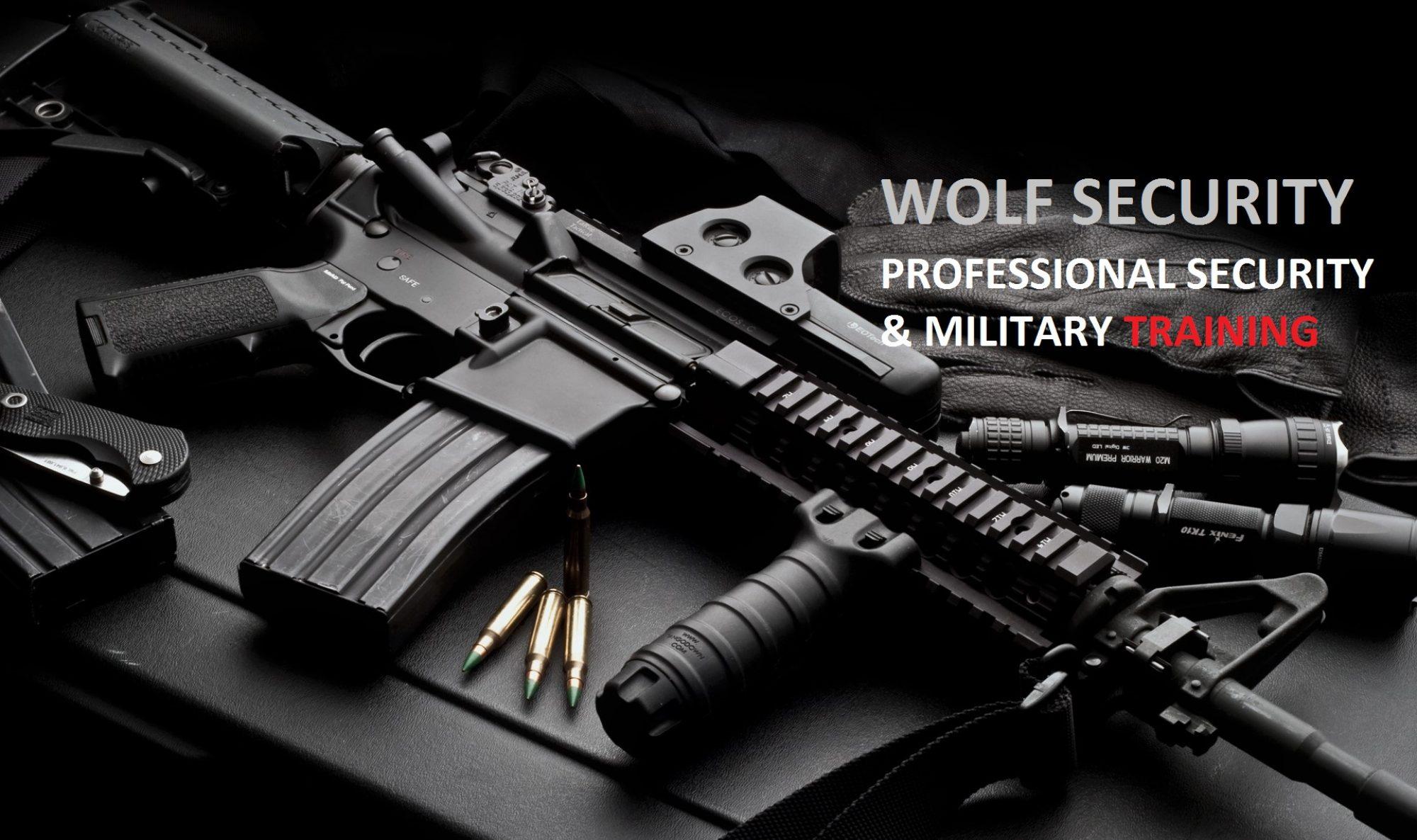 Wolf Security Profesjonalne szkolenia z zakresu ochrony i bezpieczeństwa