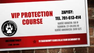 kurs agent ochrony osobistej